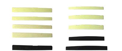 Нижние порожки для классической и акустической гитар
