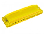 M5151 Happy Color Yellow Губная гармошка [12/240] Hohner