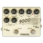 9000-Volt Modern Overdrive/Distortion Педаль эффектов, Yerasov